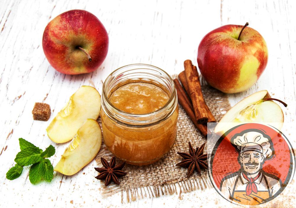 Рецепт приготовления на зиму яблочного варенья на фруктозе для диабетиков