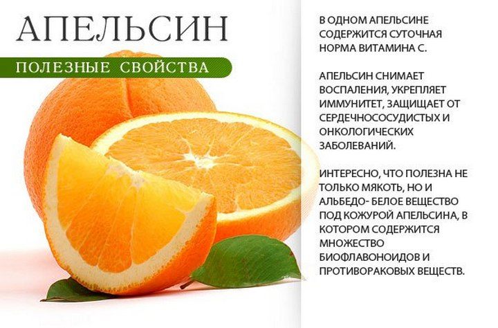 Польза апельсина для организма человека, противопоказания и вред