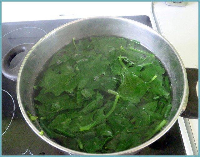 Как самостоятельно заморозить шпинат - agroflora.ru
