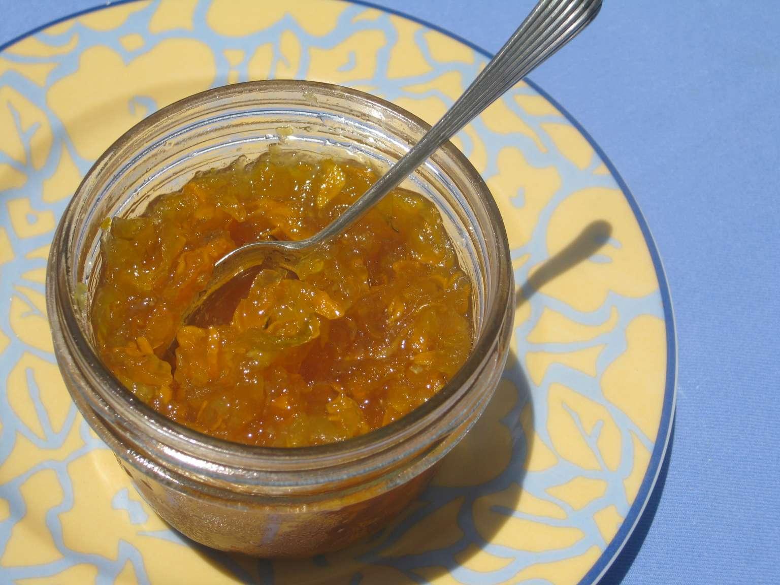 """Кабачковое варенье """"под ананас"""" — пошаговый рецепт с фото"""