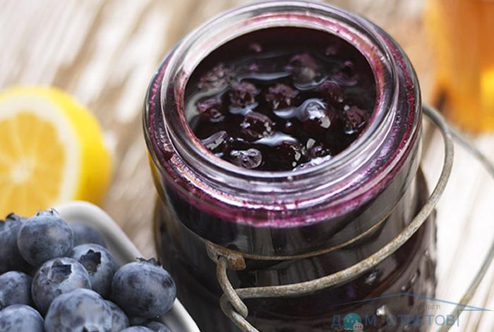 Варенье из черники: 10 рецептов черничного варенья на зиму