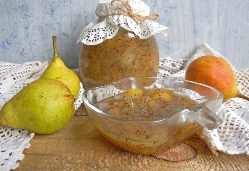 Варенье из груш с апельсином: топ 10 рецептов одним этапом с фото и видео