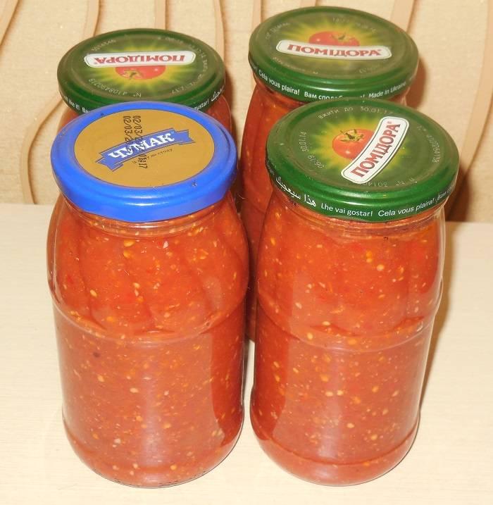 Болгарская лютеница на зиму— самые вкусные рецепты приготовления