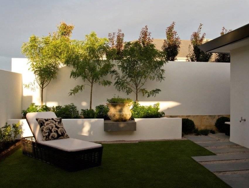 Ландшафтный дизайн перед домом: оформление участка в современном стиле, как оформить территорию красиво  - 35 фото