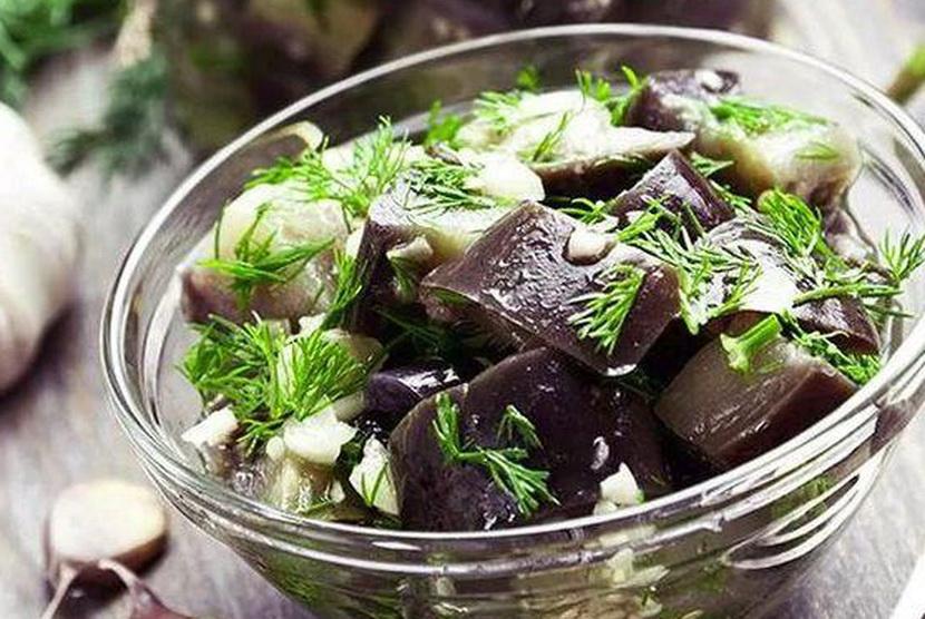 Баклажаны на зиму – 8 лучших рецептов