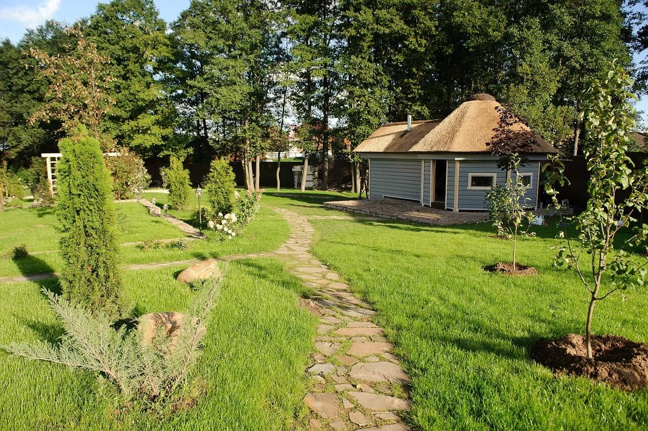 Стиль кантри в интерьере загородного дома: деревенская романтика  - 22 фото