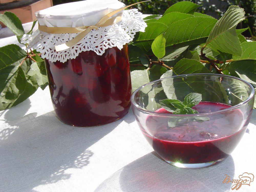 Заготовка вишневого желе на зиму – домашние заготовки