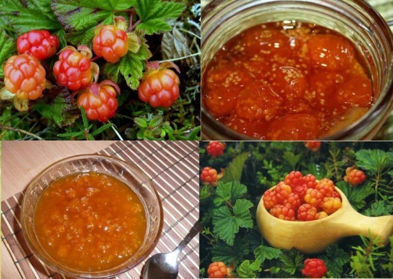 Как приготовить компот из морошки на зиму рецепты