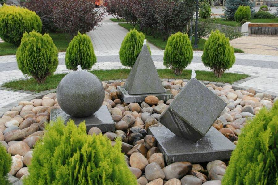 Малые архитектурные формы своими руками: сооружения и элементы в ландшафтном дизайне