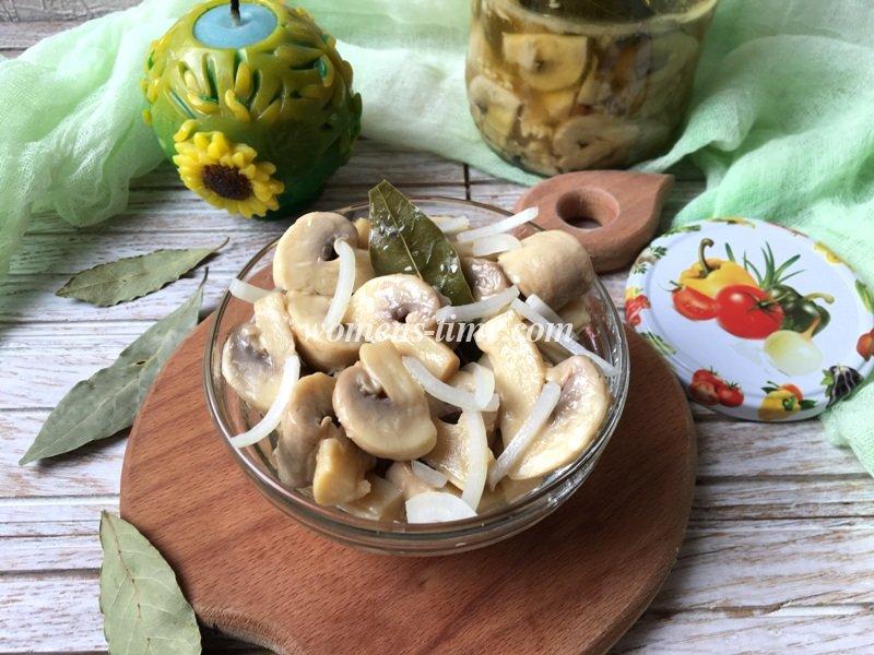 Топ 10 рецептов, как мариновать в домашних условиях грибы коровники на зиму - всё про сады