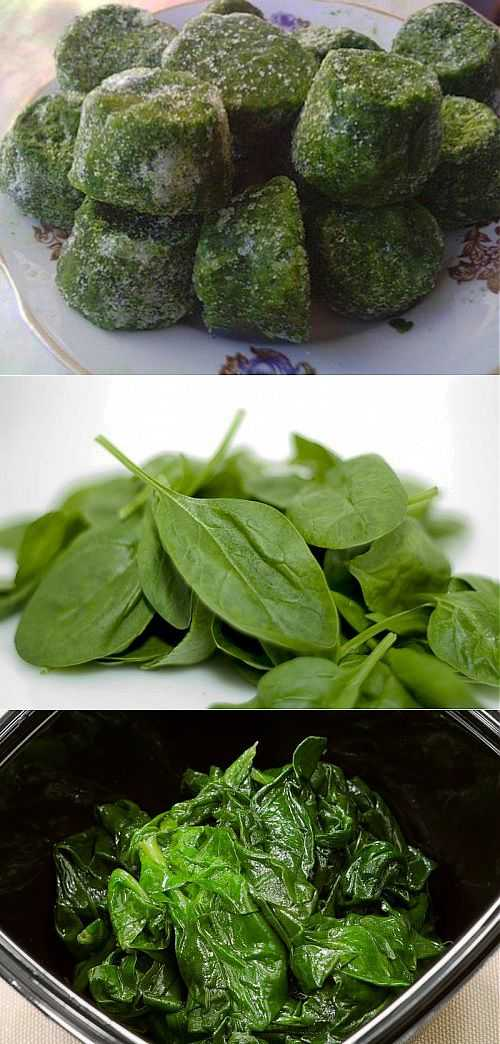 Шпинат на зиму заготовки рецепты лучшие. замораживаем бланшированный шпинат. пошаговая инструкция по консервации: видео