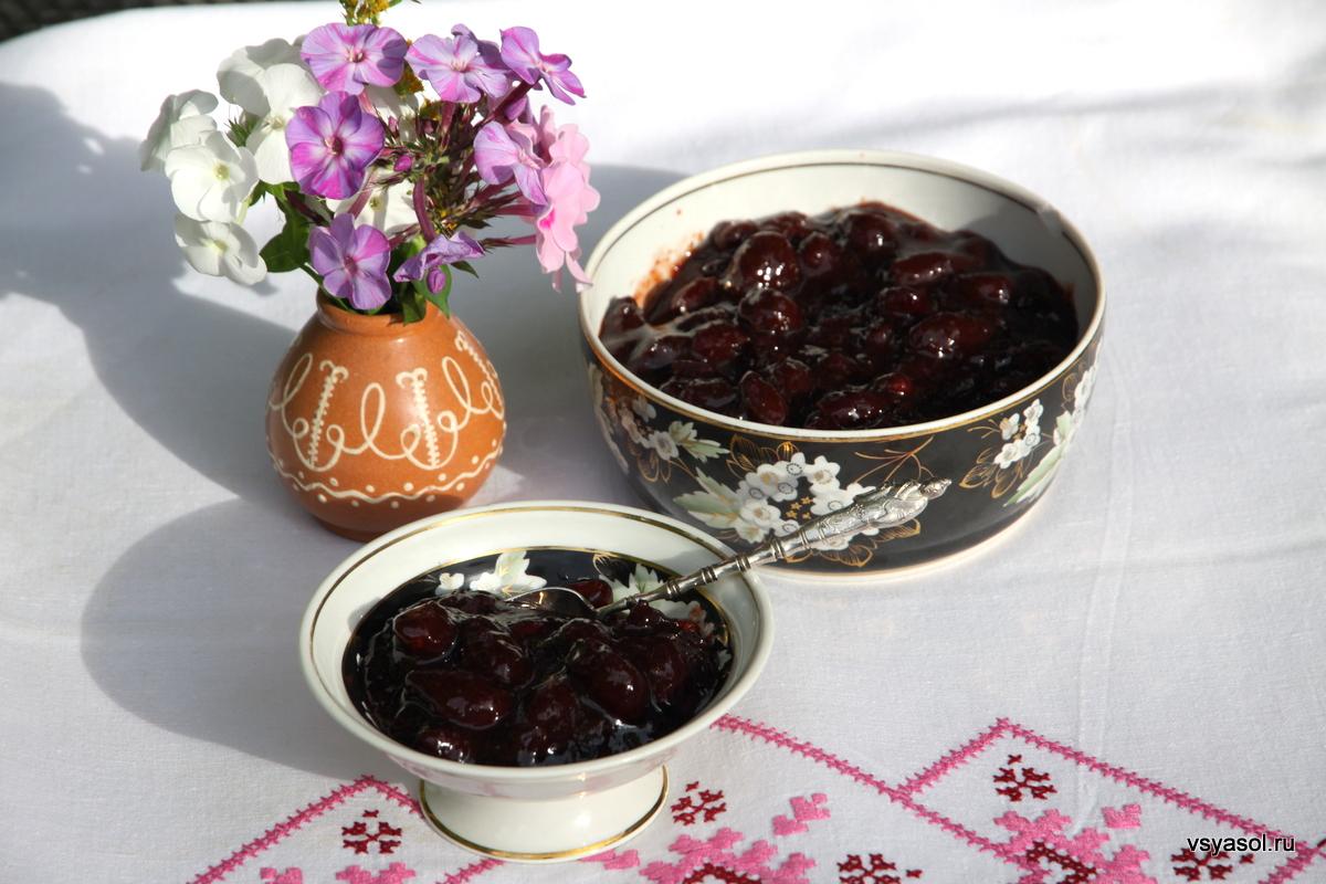 Варенье из кизила – 4 ароматных рецепта