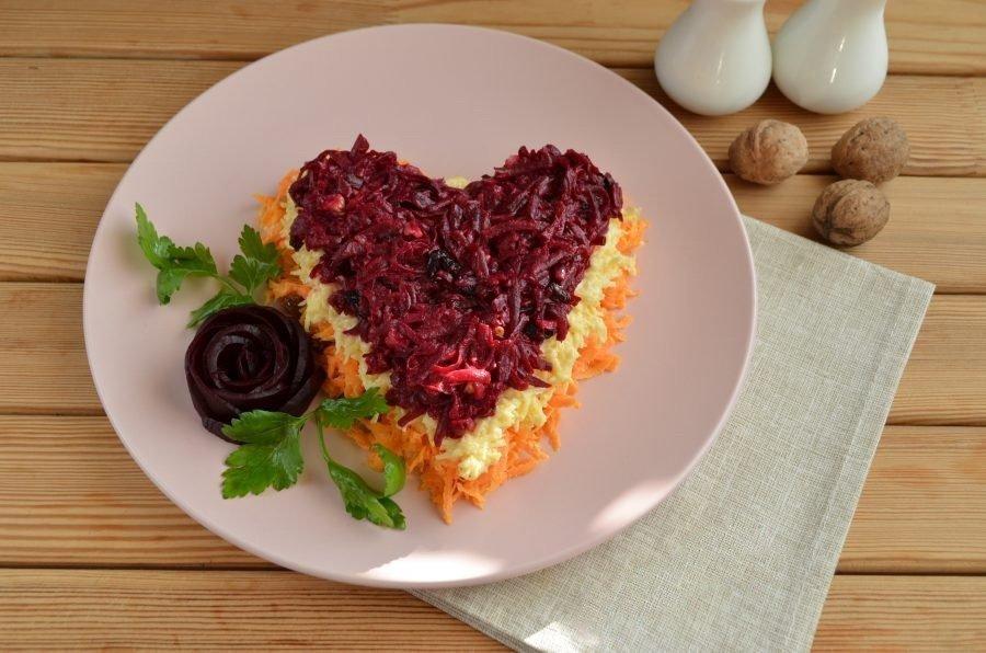 Салат любовница - изысканно и просто: рецепт с фото и видео
