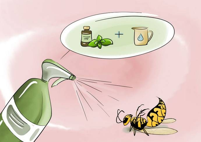 Как избавиться от пчел соседа на участке и даче