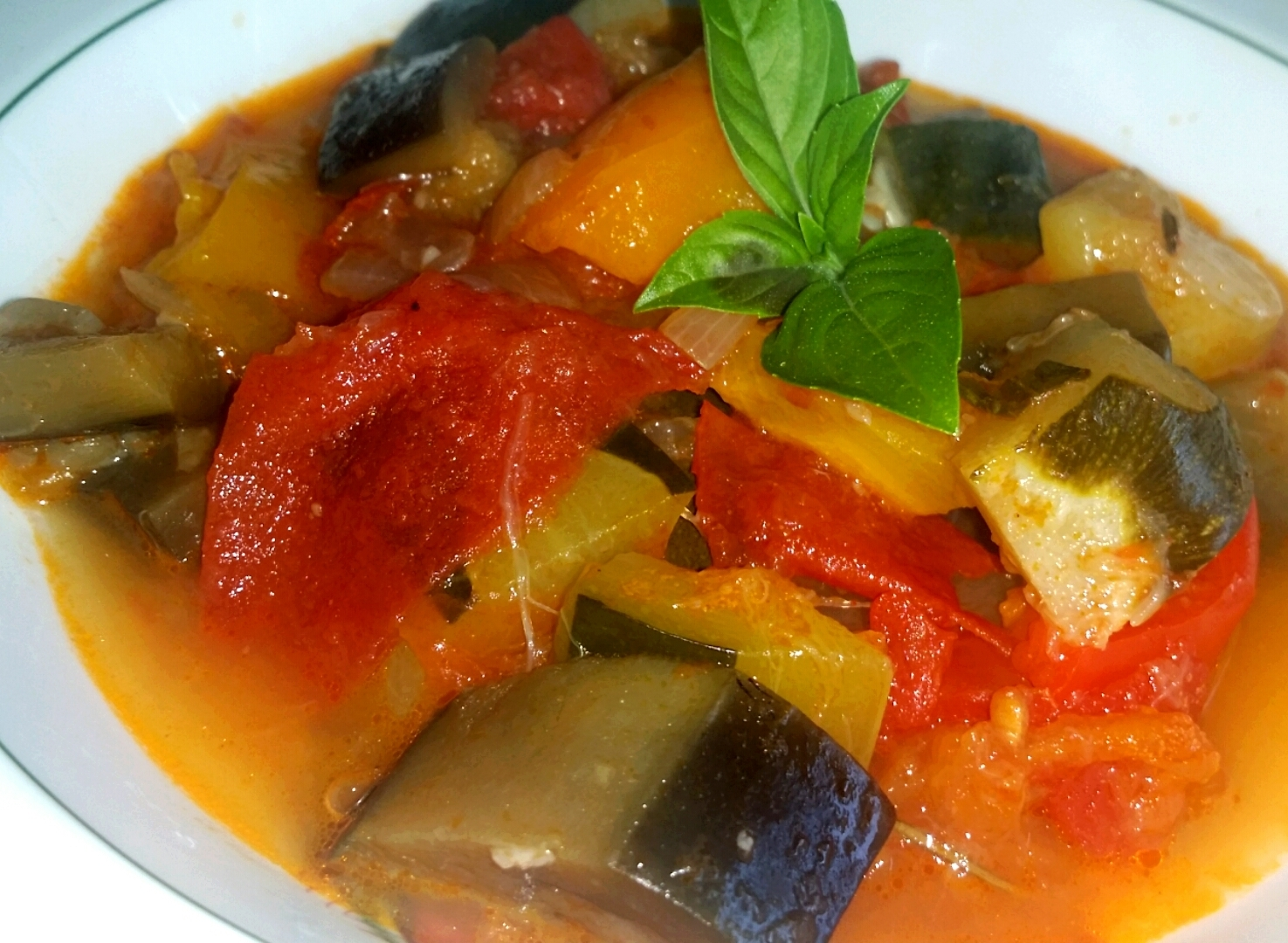 Салат рататуй консервированный на зиму - лучшие кулинарные рецепты