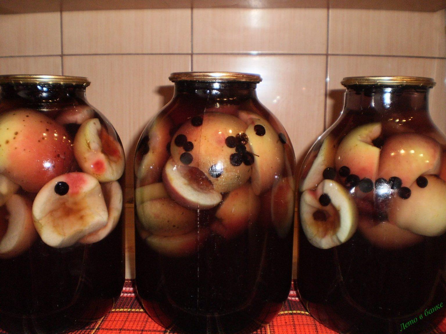 Пошаговый рецепт приготовления компота из ранеток на зиму