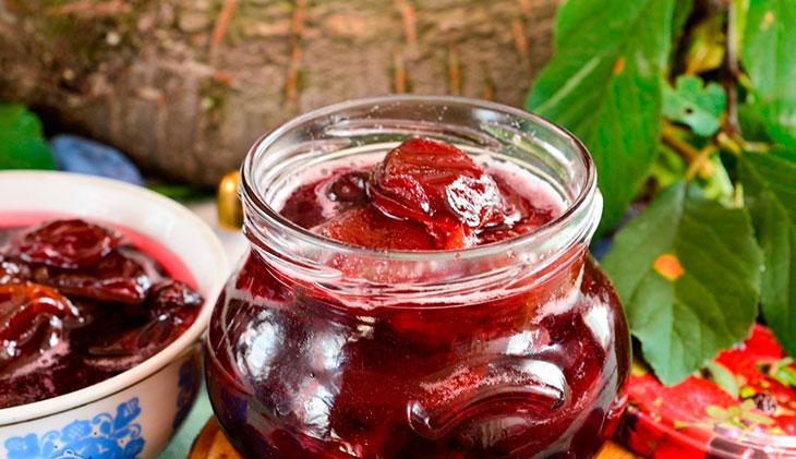 7 рецептов приготовления сливового варенья на зиму