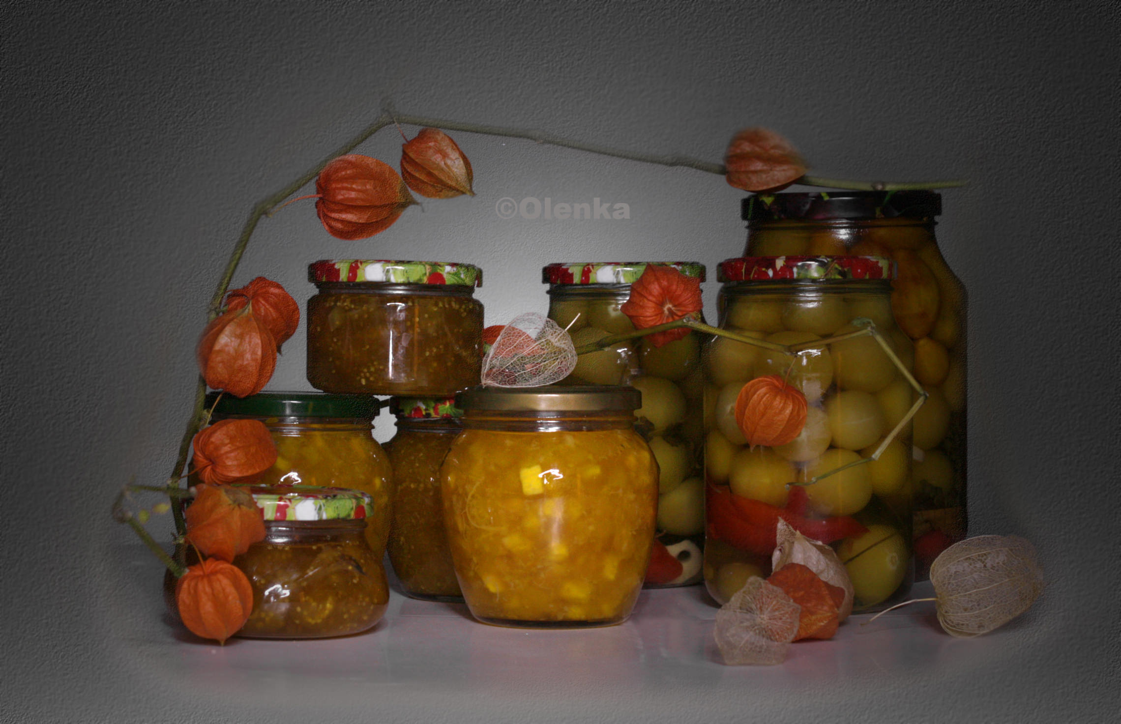 Блюда из физалиса овощного рецепт на зиму