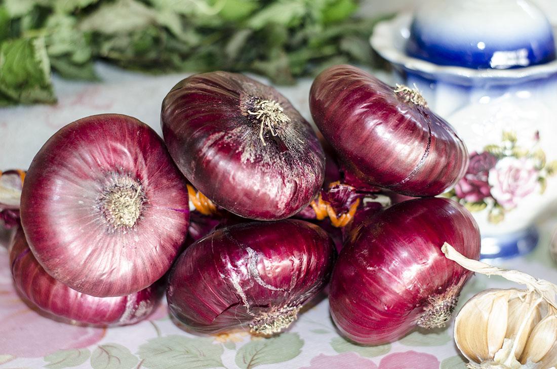 Как выращивают ялтинский лук?