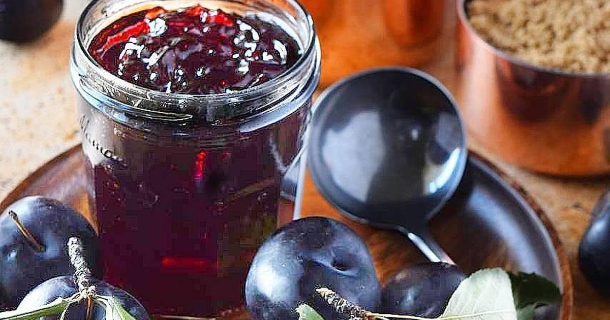 Варенье дольками из слив на зиму: 9 лучших пошаговых рецептов приготовления