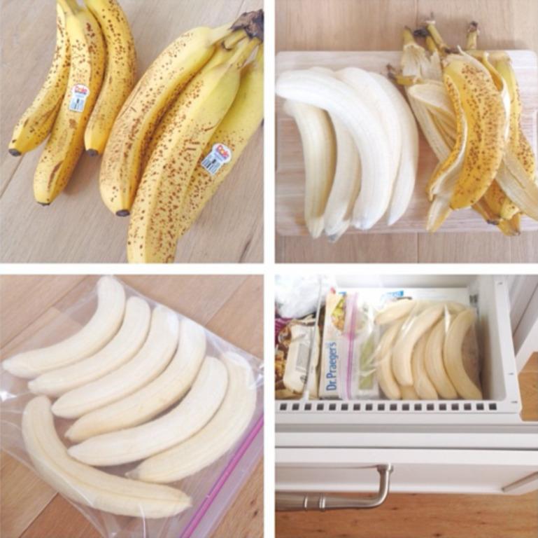 Мороженое из банана в домашних условиях 5 рецептов