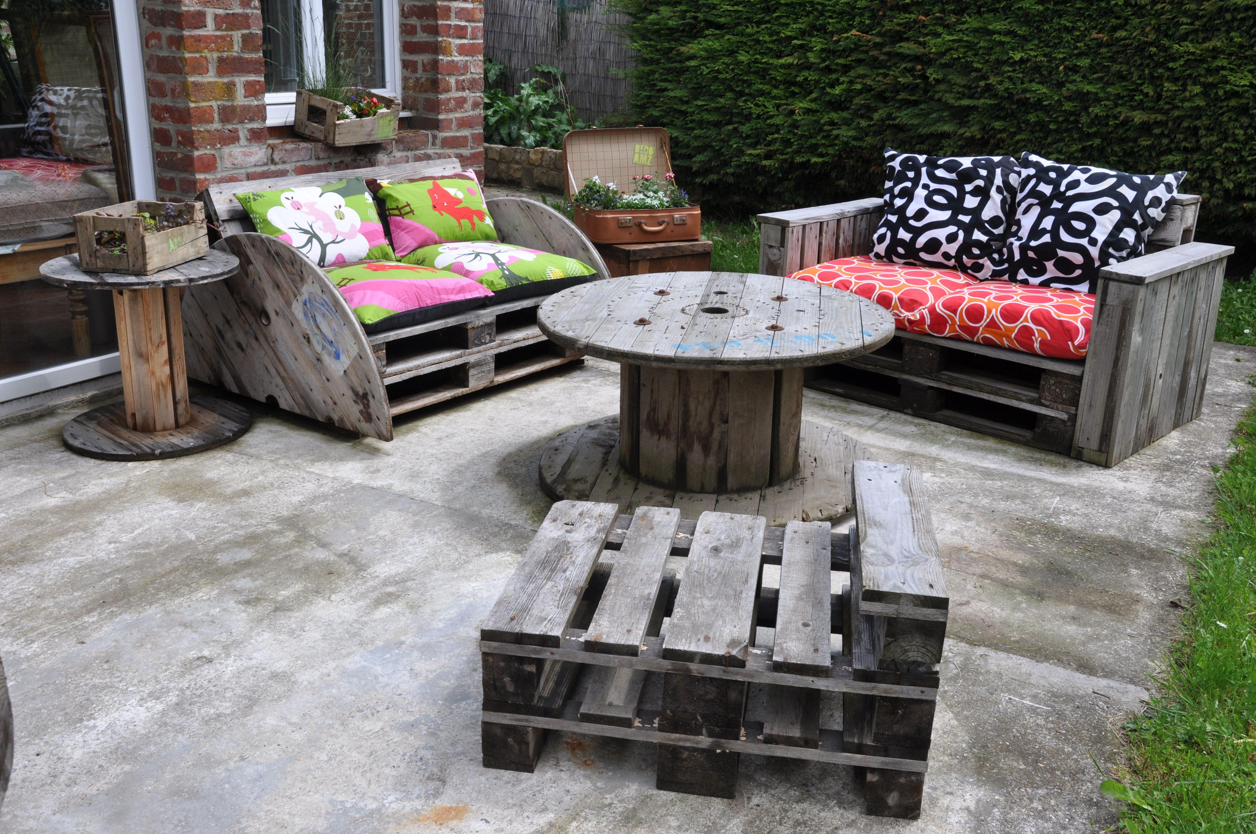 Лучшие идеи использования деревянных поддонов и паллет на даче