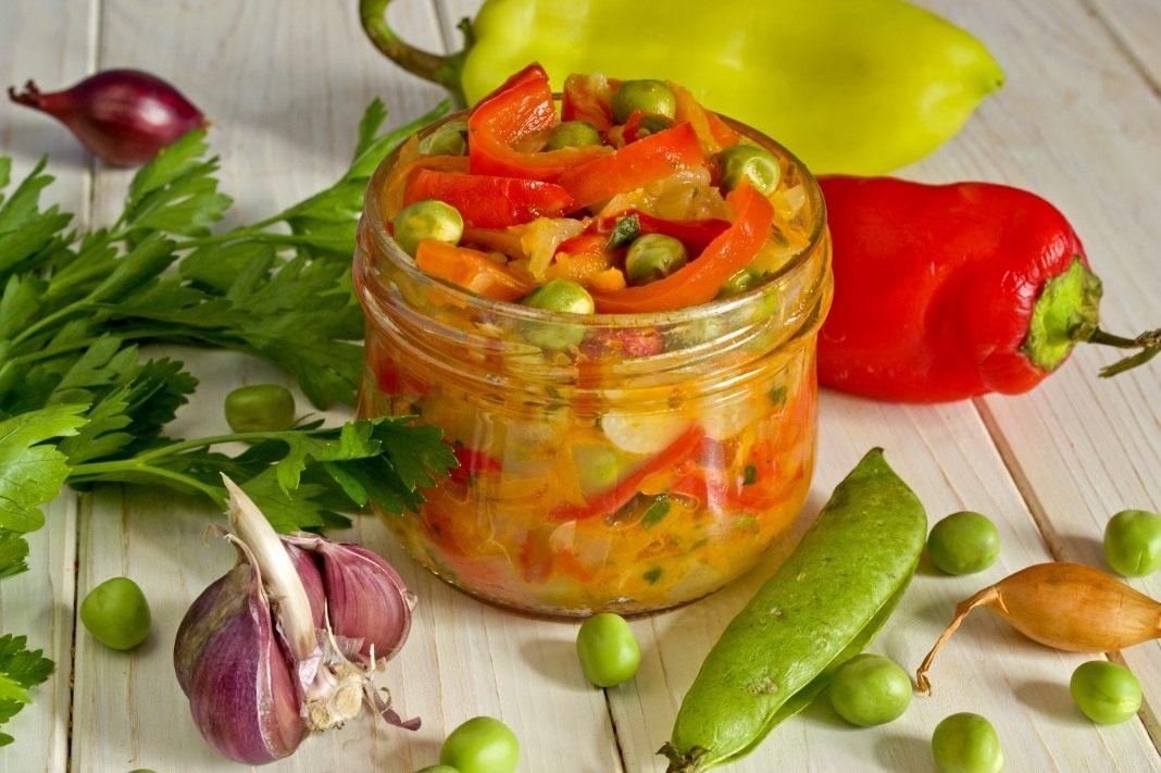Закуски на зиму из овощей – настоящий вкус лета: рецепты с фото и видео