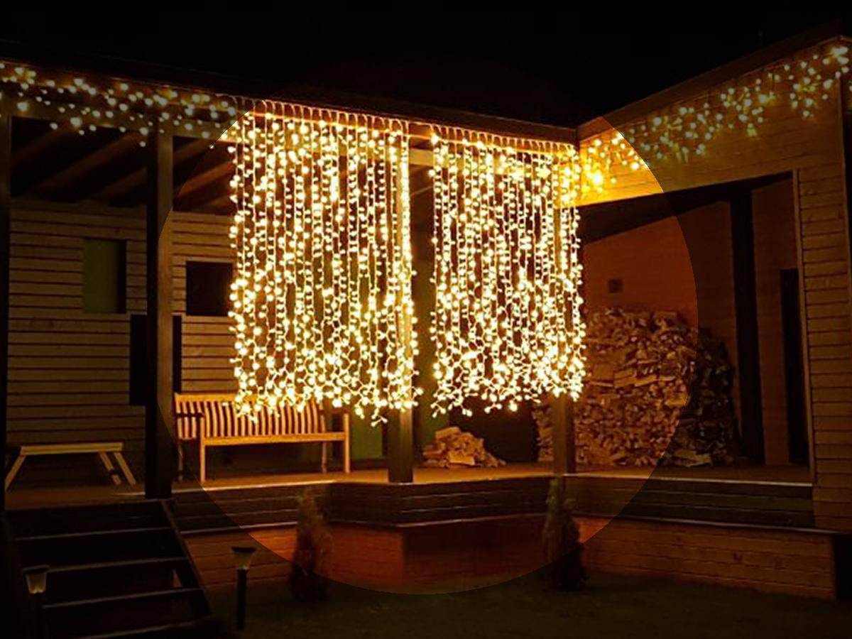 Светодиодное освещение на даче – условия его работы, главные преимущества и недостатки