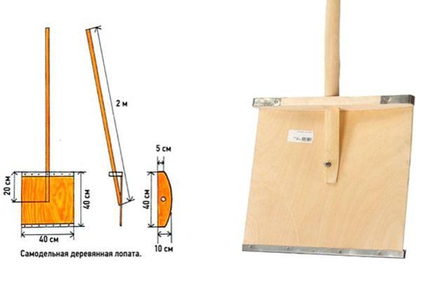 Лопата для уборки снега: разновидности и советы по выбору