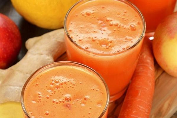 Сок морковный на зиму: популярные рецепты с фото