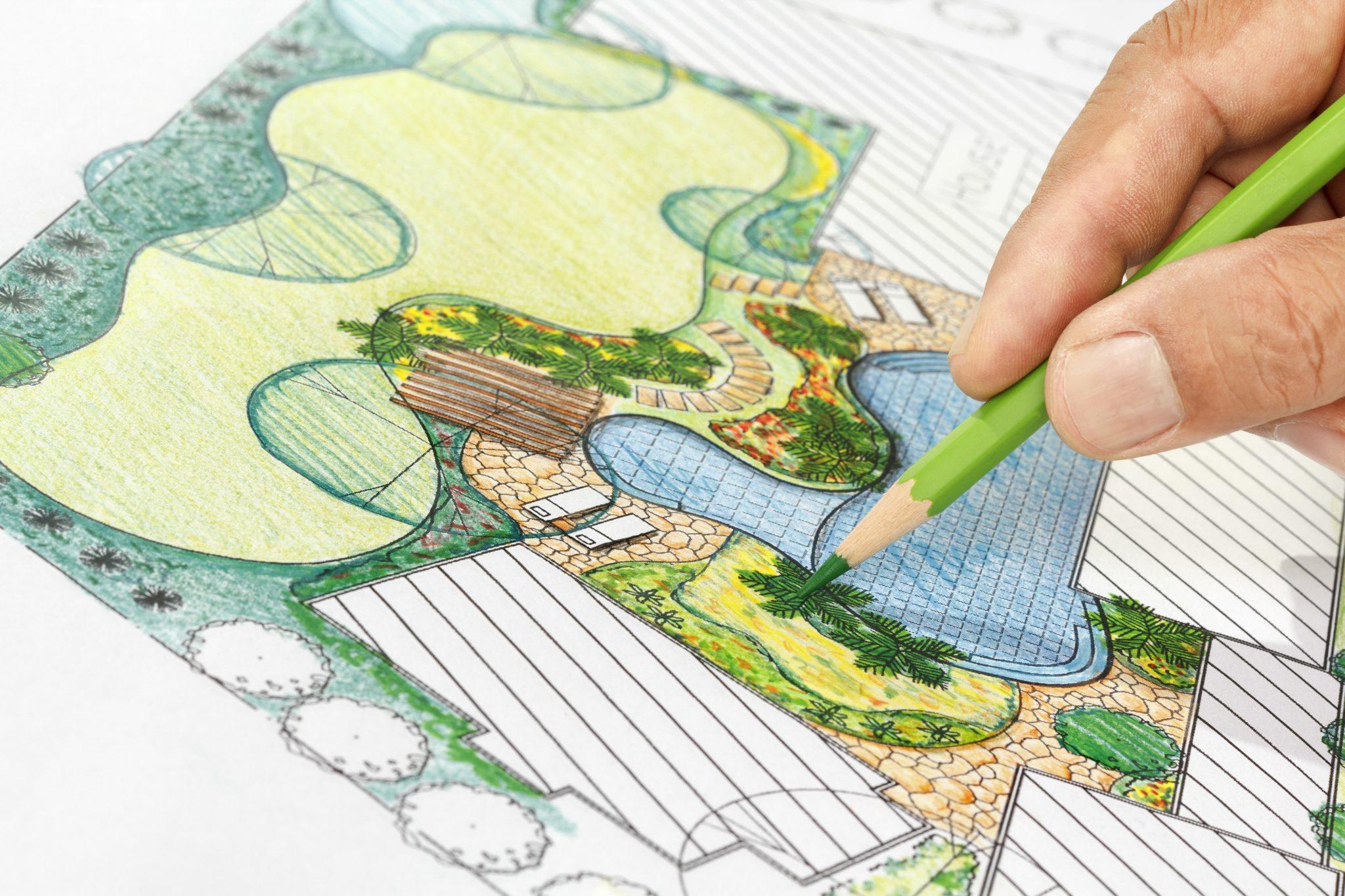 Частые ошибки в ландшафтном дизайне, как их не допустить