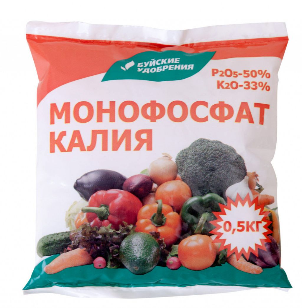 Кальцевая селитра и монокалий фосфат / асиенда.ру