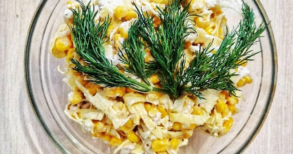 Салат из блинчиков - оригинальное решение для праздничного стола: рецепт с фото и видео