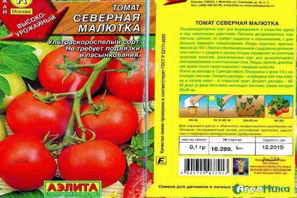 Описание сорта томата северная красавица, его выращивание и уход - всё про сады
