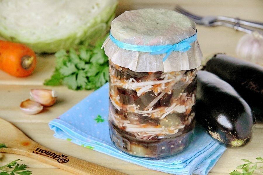 Баклажаны в масле на зиму: 5 лучших пошаговых рецептов приготовления, хранение