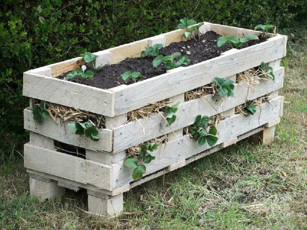 Как можно интересно использовать деревянные ящики в доме: 20 способов