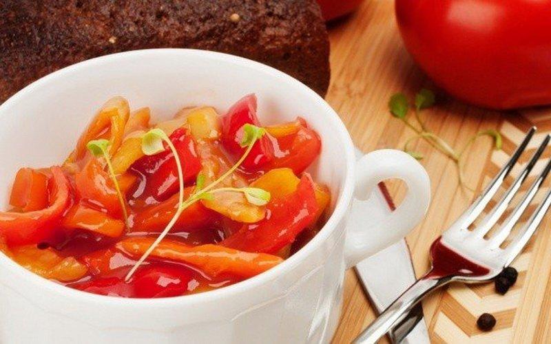Маринованный перец на зиму – 9 простых рецептов