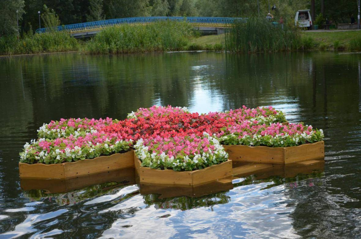 Цветочный ручей в ландшафтном дизайне своими руками: высаживаем клумбу и оформляем