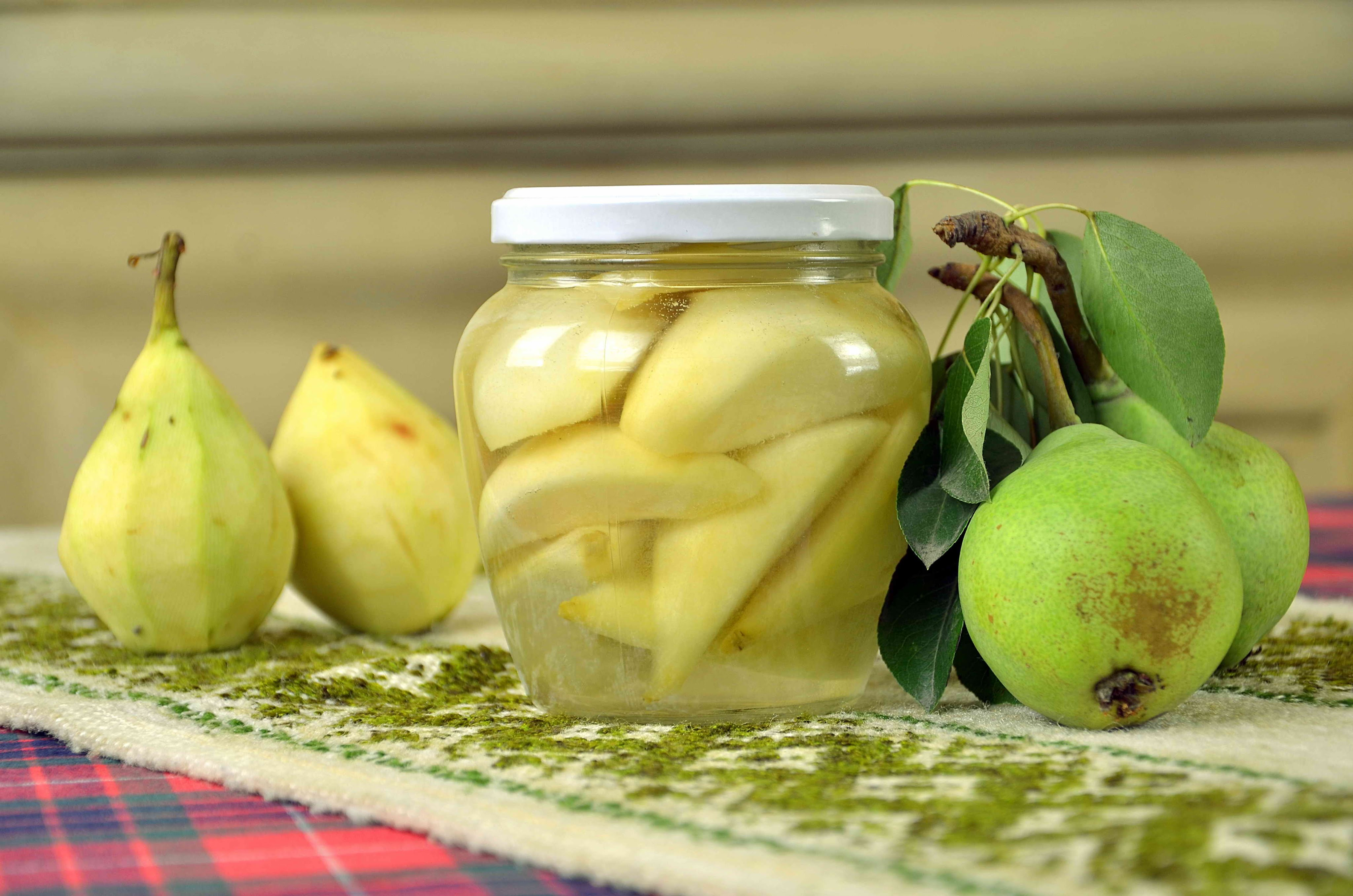 Маринованные груши: 13 простых рецептов приготовления на зиму