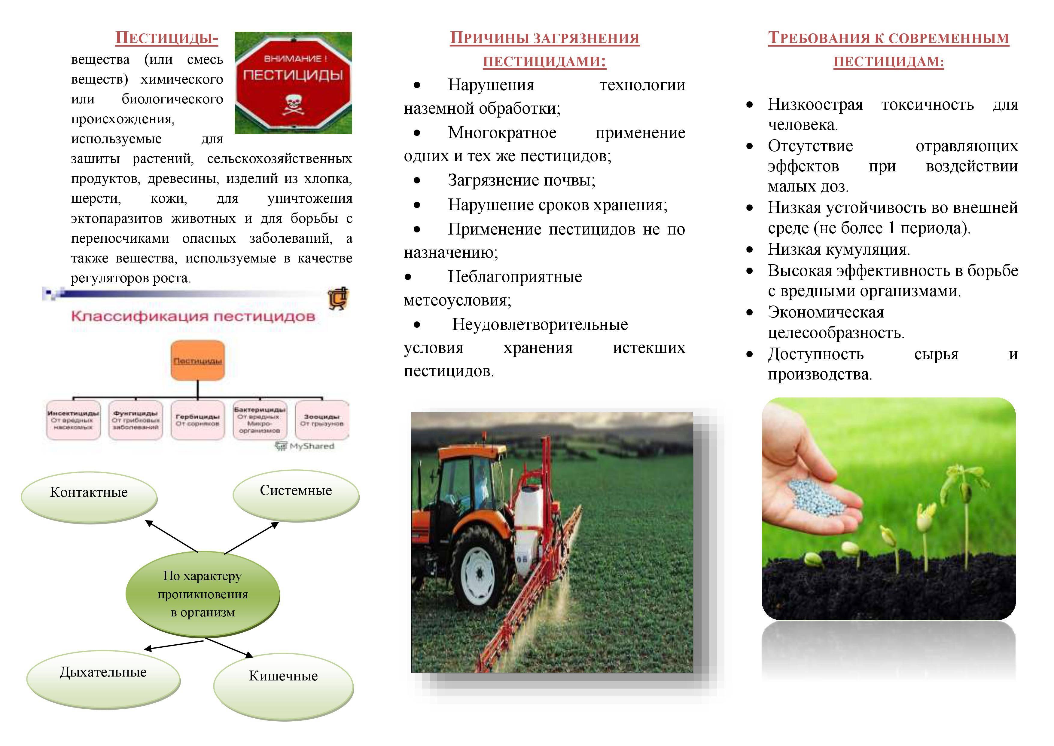 Применение гербицидов для зерновых + овощей + ягод: важные правила