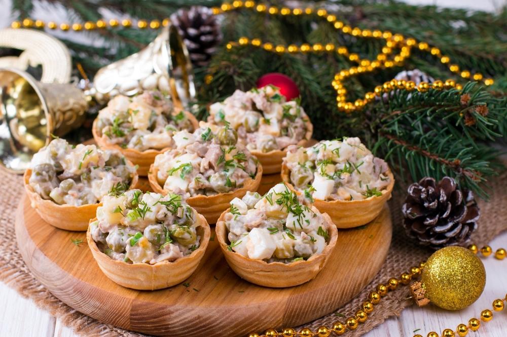 Рождественские рецепты: праздничное меню
