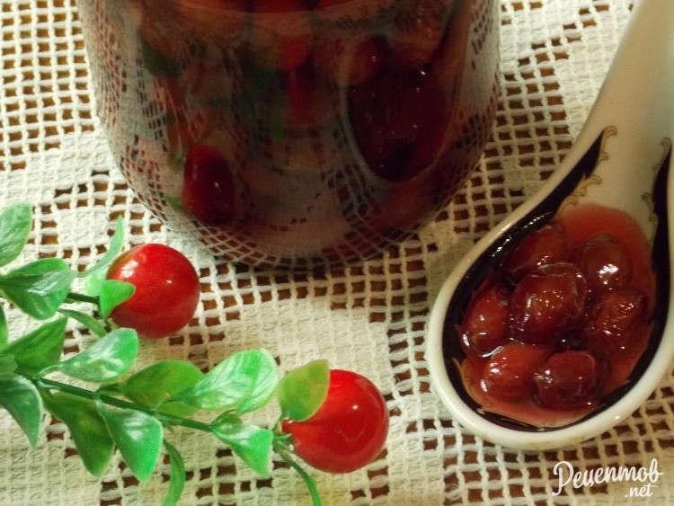 Варенье из кизила с косточками – самые популярные рецепты