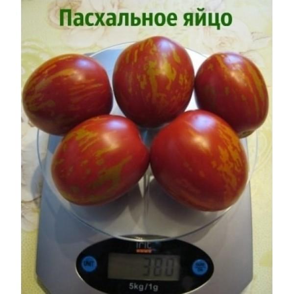Томат пасхальное яйцо: фото и описание сорта, отзывы об его урожайности