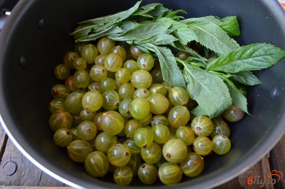 Варенье из крыжовника царское или изумрудное варенье с лимоном