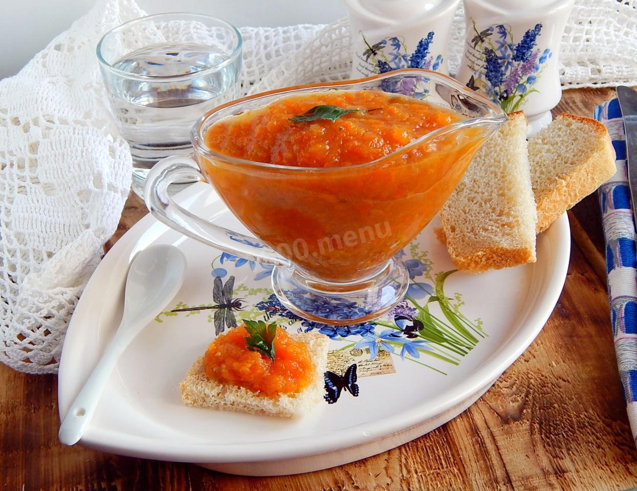 Икра из моркови на зиму: подборка простых рецептов