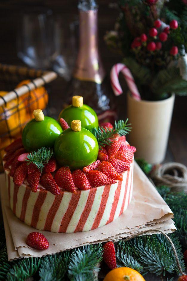 Торты на новый год 2021 простые и вкусные: рецепты с фото пошагово
