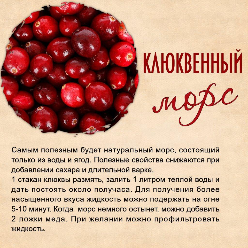 Лечебные свойства листьев и ягод брусники