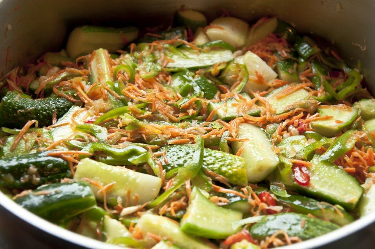 Огурцы по-корейски на зиму - самые вкусные рецепты!
