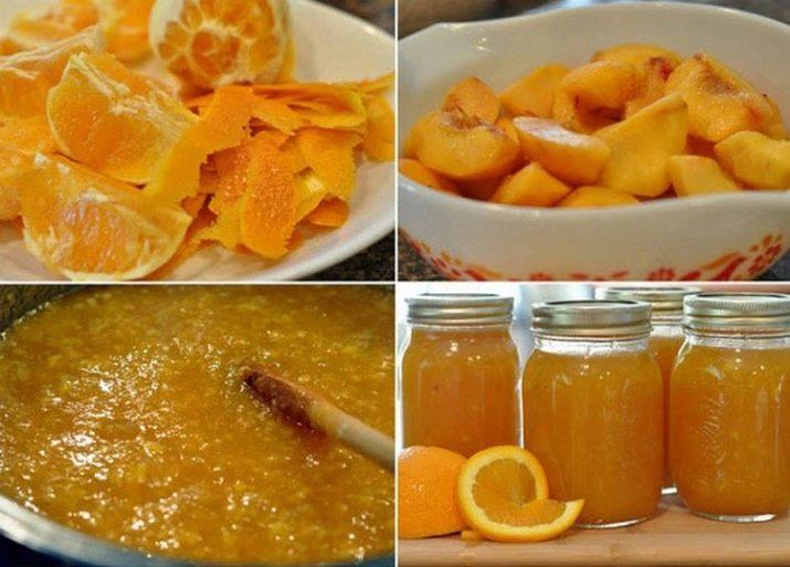 Пошаговый рецепт приготовления варенья из бананов и апельсинов на зиму