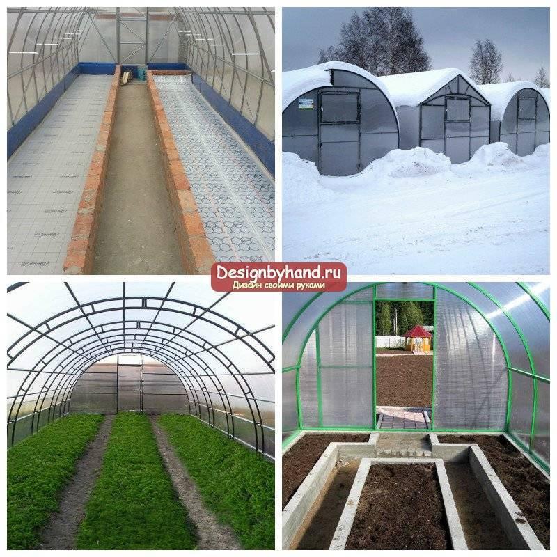 Современная зимняя теплица: 135 фото идей и особенности строительства